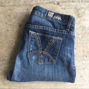 Kut from the Kloth | Denim Bootcut Jeans 8